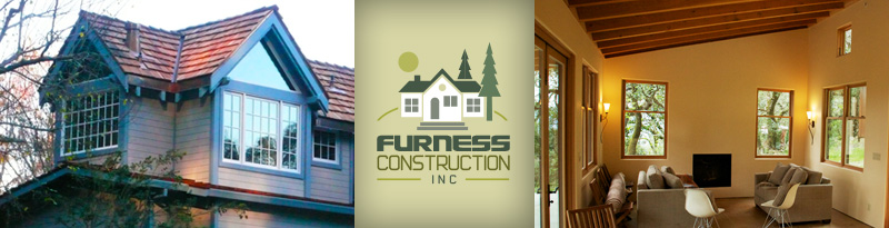 Furness Construction: beautiful image of a kitchen and bathroom remodel